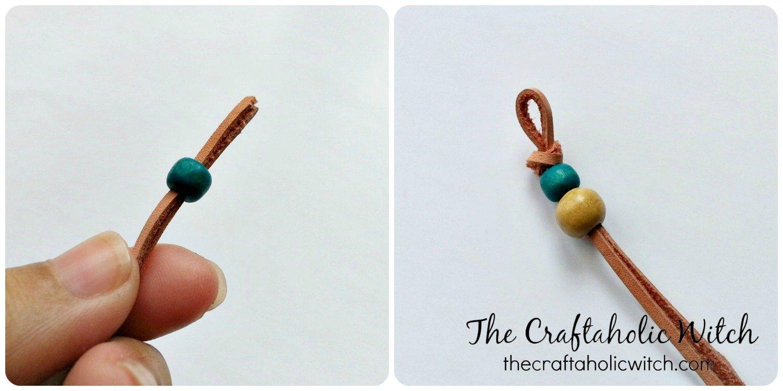beaded key charm (2)