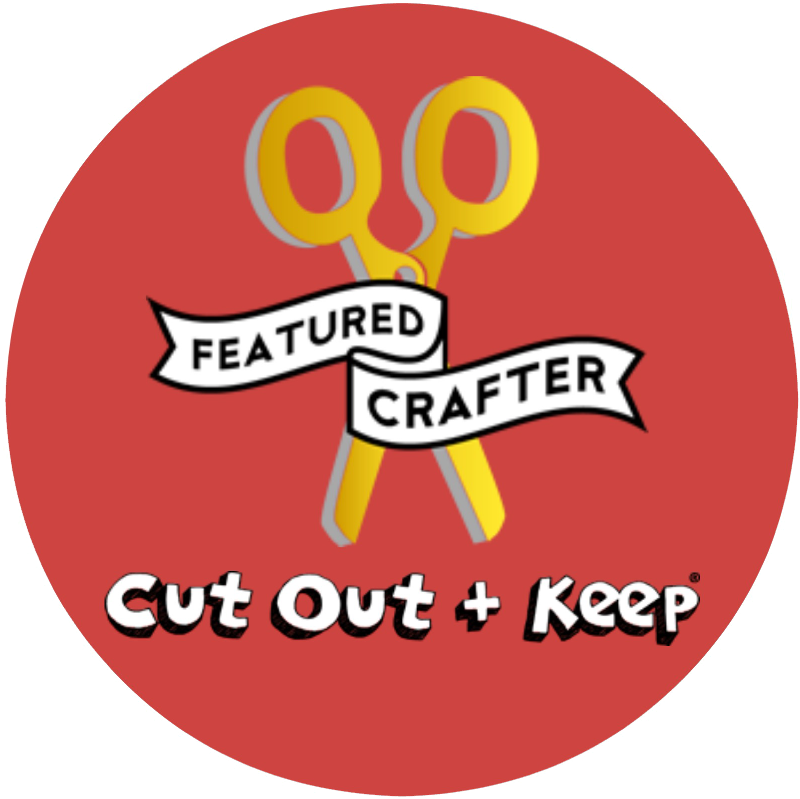 cutoutandkeep badge