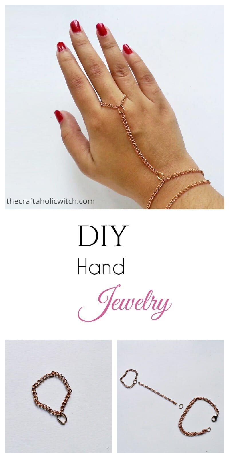 DIY Hand Jewelry