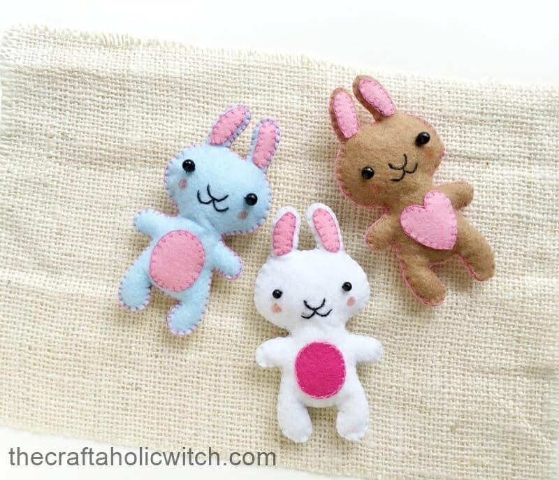 DIY Bunny Plush (Free Pattern)