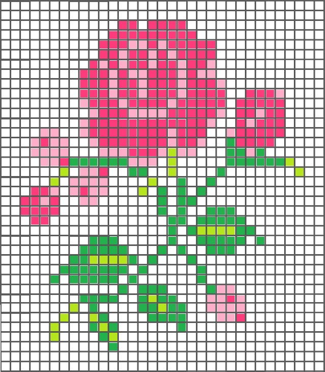 rose-cross-stitch