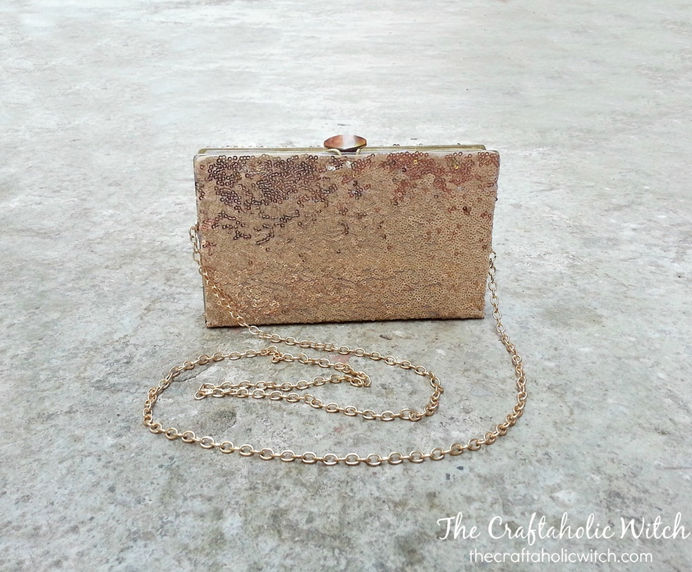 DIY Recycled Clutch-Bag