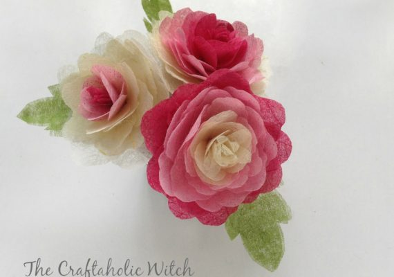 Create Beautiful Ombre Rose