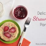 Prepare Delicious Strawberry Pancakes