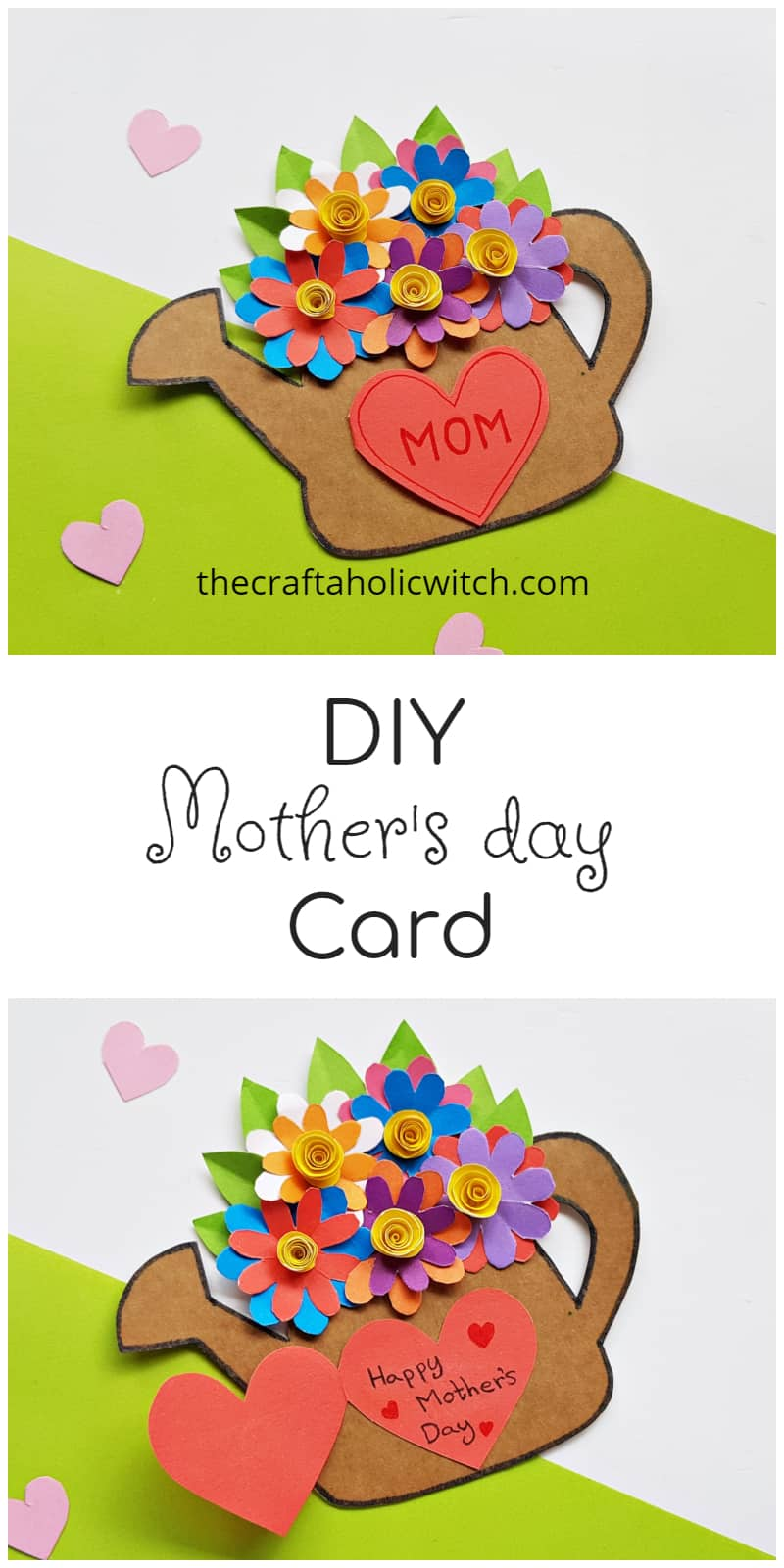 pin image mother's day card