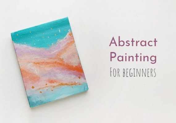 Abstract Painting for Beginners