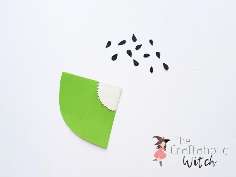 DIY Fruit Bookmarks (Summer Craft)