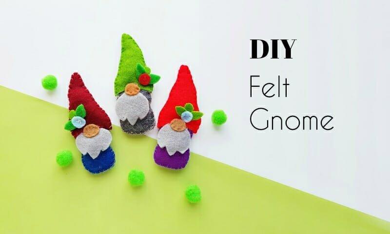 DIY Gnome Plush (Free Pattern)