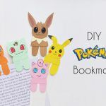 DIY Pokemon Bookmarks
