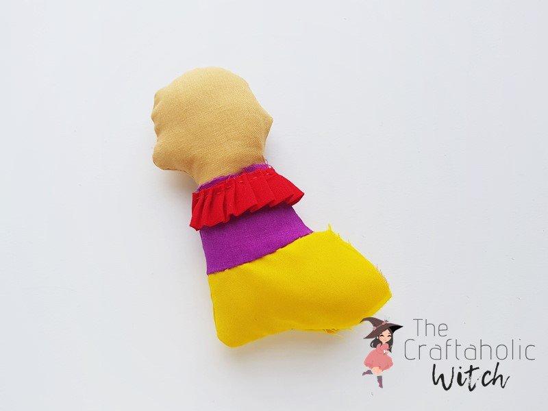 DIY Frida Kahlo Doll